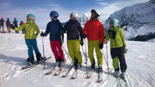 Neujahrs-Schneesportlager 2018