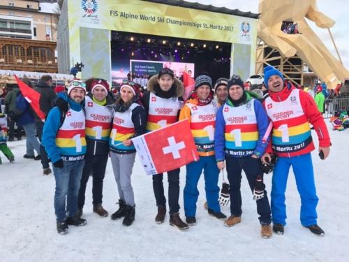 Ski-WM St. Moritz 16/17